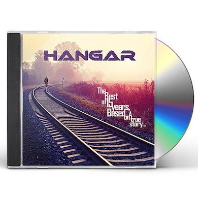 Hangar BEST OF 15 YEARS: BASED ON A TRUE STORY CD