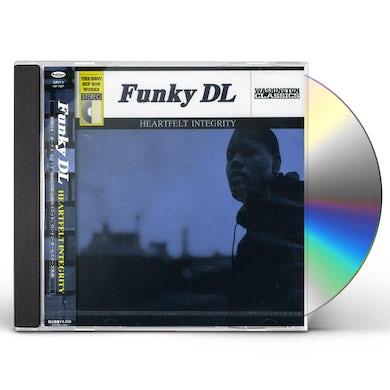 Funky DL HEARTFELT INTEGRITY CD