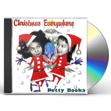 Petty Booka CHRISTMAS EVERYWHERE CD