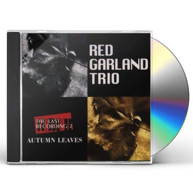 Red Garland AUTUMN LEAVES CD