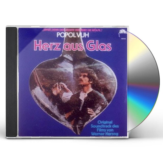 Popol Vuh HERZ AUS GLAS CD