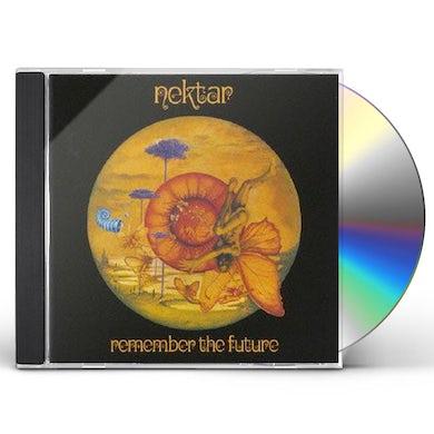 Nektar REMEMBER THE FUTURE CD