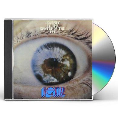 Nektar JOURNEY TO CENTER OF THE EYE CD
