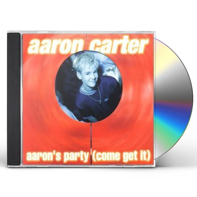 Aaron Carter AARON'S PARTY CD