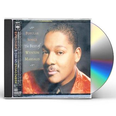 Wynton Marsalis POP@ULAR SONGS CD