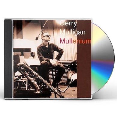 Gerry Mulligan MULLENIUM CD