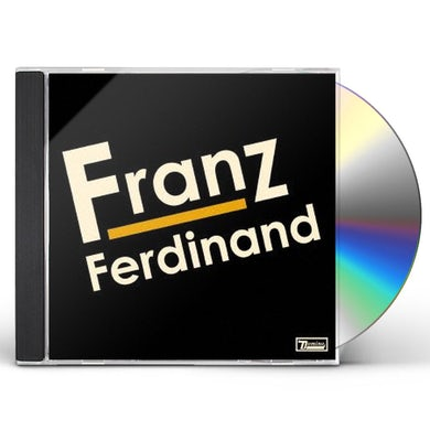 Franz Ferdinand FRANZ FERDIAND CD