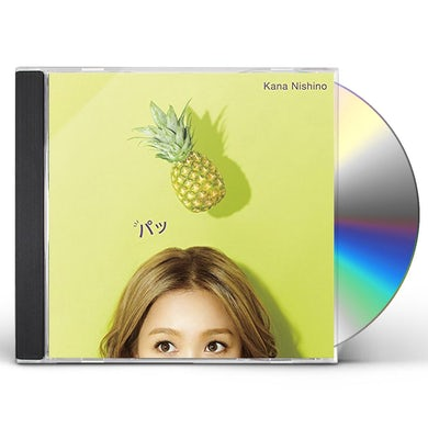 Kana Nishino PA CD