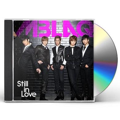 MBLAQ STILL IN LOVE CD