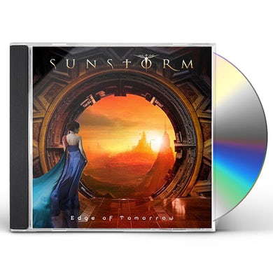 Sunstorm EDGE OF TOMORROW CD