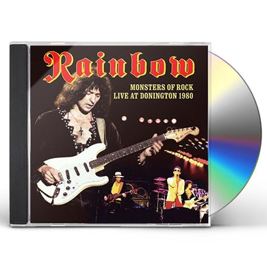 Rainbow MONSTERS OF ROCK: LIVE AT DONINGTON 1980 CD