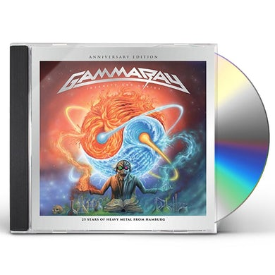 Gamma Ray INSANITY & GENIUS: 25TH ANNIVERSARY CD