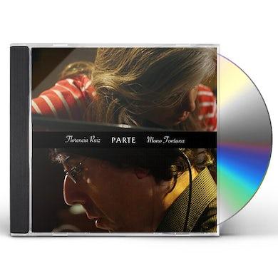 Florencia Ruiz PARTE (& MONO FONTANA) CD