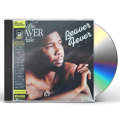 Little Beaver BEAVER FEVER CD