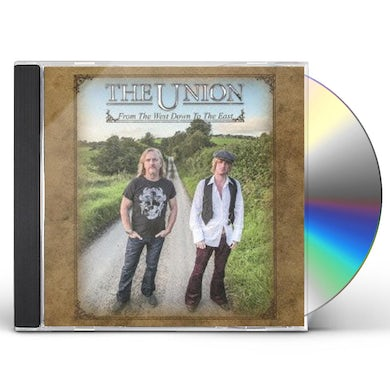 Union FROM THE WEST DOWN TO THE EAST CD