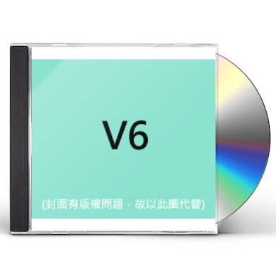V6 OH ! MY ! GOODNESS ! CD