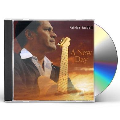 Patrick Yandall NEW DAY CD