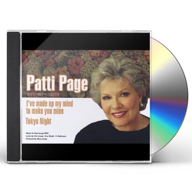 PATTI PAGE CD