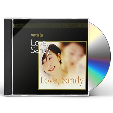 Sandy Lam LOVE SANDY: K2HD MASTERING CD