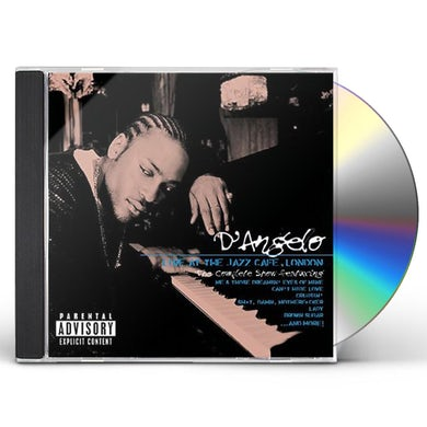 D'Angelo LIVE AT THE JAZZ CAFE-THE COMPLETE CD