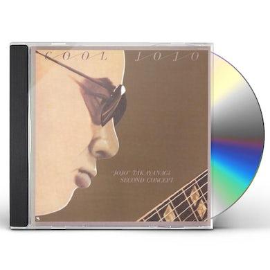Masayuki Takayanagi COOL JOJO CD