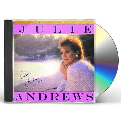 Julie Andrews LOVE JULIE CD