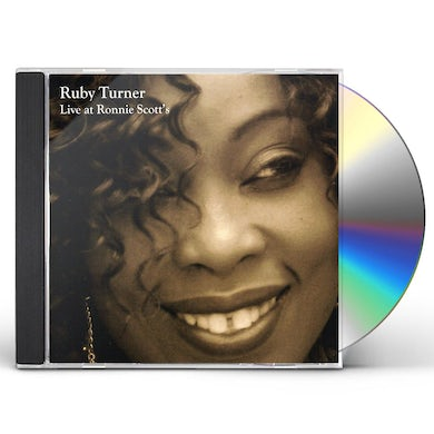 Ruby Turner LIVE AT RONNIE SCOTTS CD