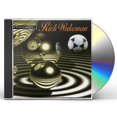Rick Wakeman THEMES CD