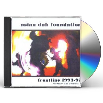 Asian Dub Foundation FRONTLINE 93 - 97 CD