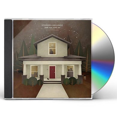 Stephen Kellogg SOUTH WEST NORTH EAST CD