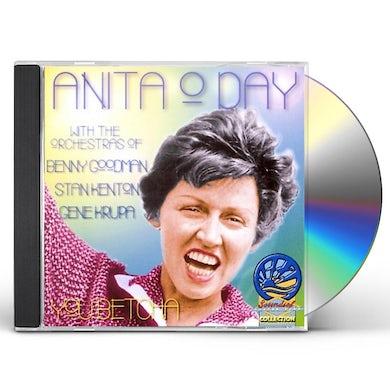 Anita O'Day YOU BETCHA CD