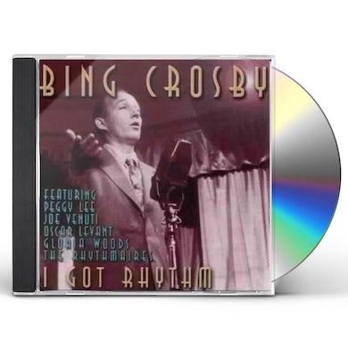Bing Crosby I GOT RHYTHM CD