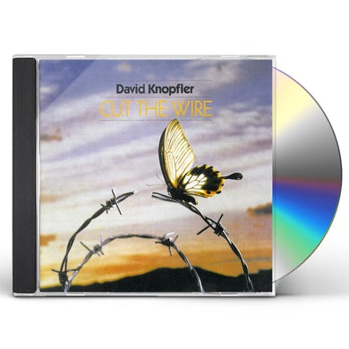 David Knopfler CUT THE WIRE CD
