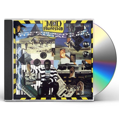 Mad Professor EXPERIMENTS OF THE AURAL KIND CD