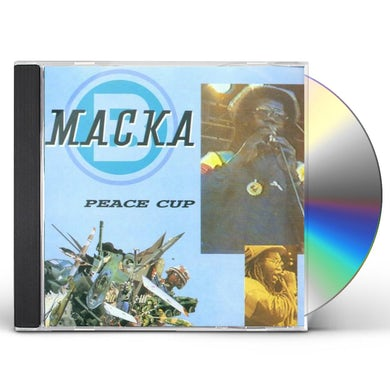 Macka B PEACE CUP CD