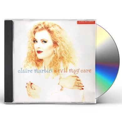 Claire Martin DEVIL MAY CARE CD