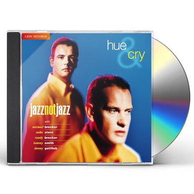 Hue & Cry JAZZ NOT JAZZ CD