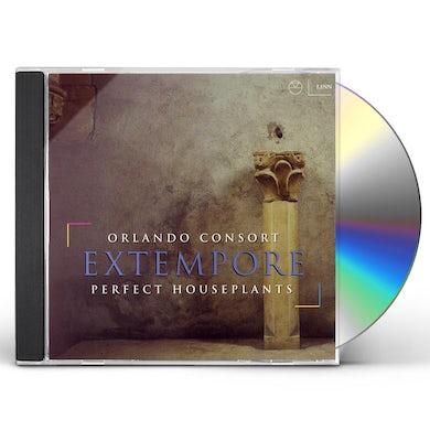 Orlando Consort EXTEMPORE CD