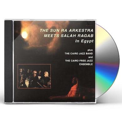 Sun Ra Arkestra MEETS SALAH RAGAB IN EGYPT CD