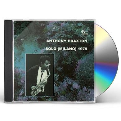 Anthony Braxton SOLO (MILANO) 1979 1 CD
