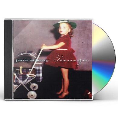 Jane Siberry TEENAGER CD