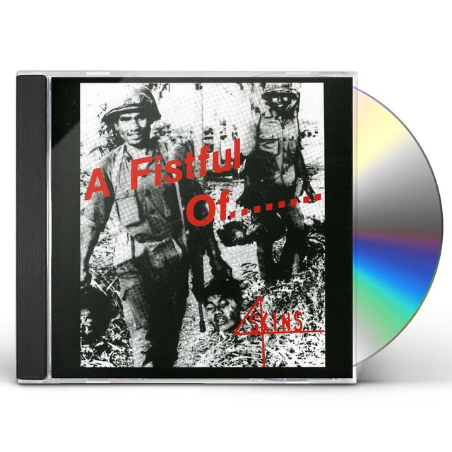 FISTFUL OF 4 SKINS CD
