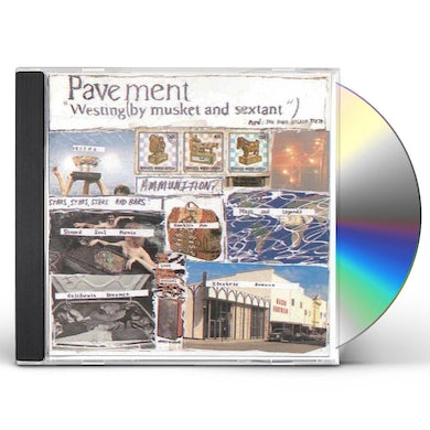 Pavement WESTING BY MUSKET & SEXTANT CD