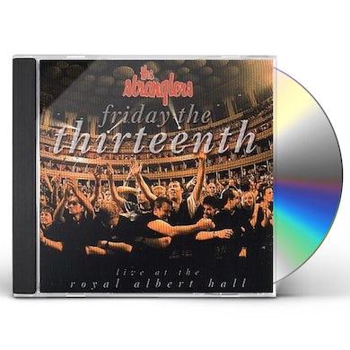 The Stranglers FRIDAY THE THIRTEENTH CD