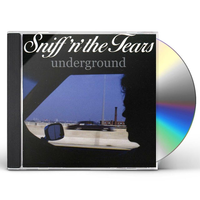 Sniff N The Tears UNDERGROUND CD
