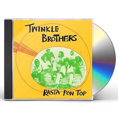 Twinkle Brothers RASTA PON TOP CD