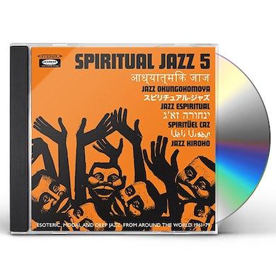 SPIRITUAL JAZZ 5: WORLD / VARIOUS CD