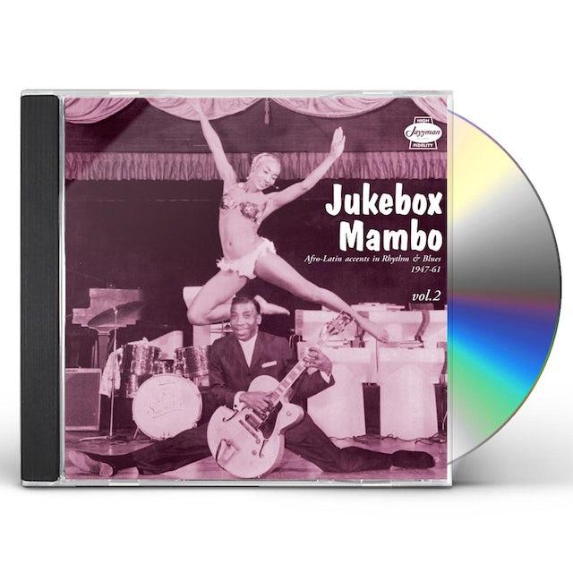 JUKEBOX MAMBO 2: AFRO-LATIN ACCENTS RHYTHM / VAR CD