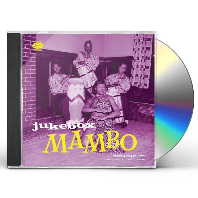 Jukebox Mambo 3 / Various CD