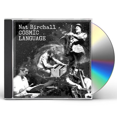 Nat Birchall COSMIC LANGUAGE CD